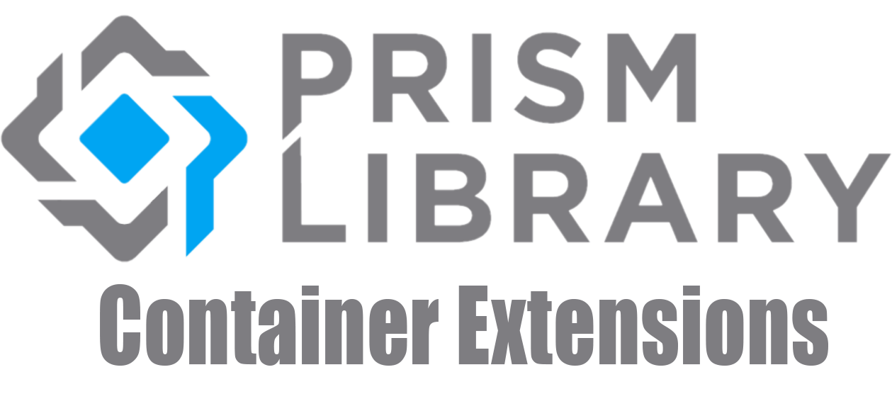 Prism.Container.Extensions